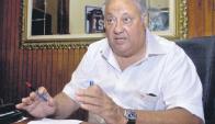 Enrique Espert hizo pública su disconformidad con la determinación comunal.