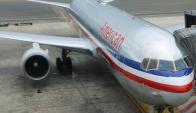 American Airlines no se pronunció de inmediato ante el hecho. Foto: New York  Post
