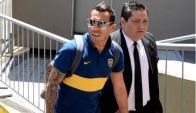 Carlos Tévez. Foto: La Nación / GDA