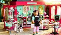 La historia de Grace enseña lo necesario para operar una pastelería. Foto. Gentileza Mattel.