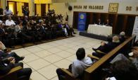 El fideicomiso Pampa sigue despertando el interés de los inversores. Foto: D. Borrelli
