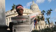 EE.UU. expresó a Cuba su preocupación por la detención de unos cien activistas pacíficos. Foto: AFP