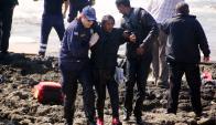 Cientos han muerto en los últimos días tratando de llegar a costas europeas. Foto: AFP