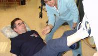 Pacientes con esclerosis múltiple ocultan su enfermedad por miedo