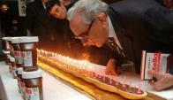 Michele Ferrero: su muerte presagia acuerdos en la empresa.