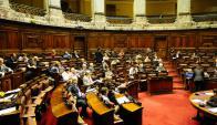 Las elecciones legislativas en Venezuela formaron parte del debate parlamentario. Foto: M. Bonjour