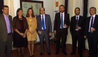 Diego Piran, Patricia Marques, Felicia Vigil, Luis Bonomi, Mauricio Escobar, Juan Martín Seijo, Sebastián Danielle.