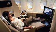 Menos mimos. Aerolíneas buscan sacar rentabilidad y reformulan sus espacios para público exclusivo. (Foto: Google Images)