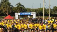 Este domingo se disputó la Global Energy Race.
