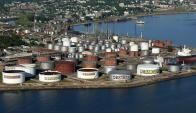 Ancap invirtió US$ 405 millones en la planta desulfurizadora. Foto: Ricardo Figueredo