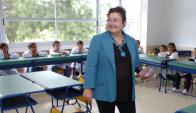 Moraes ya fue directora general de Primaria y de Formación en Educación. Foto: D. Borrelli