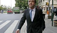 Vandenbroele es el presunto testaferro del vicepresidente argentino Amado Boudou. Foto: La Nación / GDA