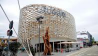 Italia: un negocio a concretarse esta semana evitará que el pabellón sea demolido. Foto: EFE.