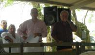 En Florida rematan Birriel y Romualdo Rodríguez. Foto: P.Mestre.