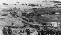 El 6 de junio de 1944, los Aliados comenzaron la invasión a Europa que derrotó a nazis.