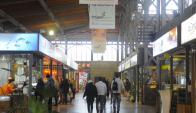 Al Mercado Agrícola lo visitan 280.000 personas al mes. Foto: L. Carreño