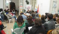 Fenapes rechaza la propuesta de pago por resultado. Foto: F. Flores