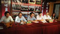 En Expo Durazno, remata Zambrano con flete gratis. Foto. Francisco Flores