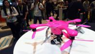 """Una de las innovaciones más llamativas fue el """"Dron fantasma""""."""