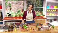 Catalina de Palleja, en La receta (Foto: captura tv)