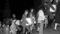 Plebiscito de 1980. Foto: Archivo El País