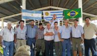 En Tacuarembó remató esc. Dutra con Santander.