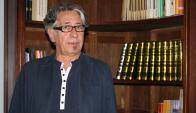 Carlos Liscano. Foto: Archivo El País