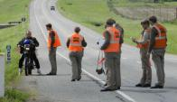 Caminera quedará en manos de la Guardia Republicana. Foto: D.Rojas.