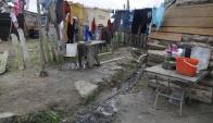 "Asentamiento: En ""Los Eucaliptus"" se estima que habitan 1500 familias de manera ilegal."