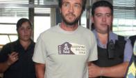 Alejandro Vandenbroele obtuvo la libertad bajo fianza. Foto: La Nación   GDA