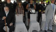 Asunción de nuevas autoridades del Ejército, febrero de 2015. Foto: Archivo de El País.