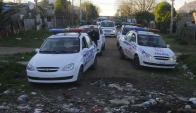 La Policía de Montevideo explota todas las pistas que recibe el caso Salomone. Foto: L. Carreño