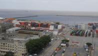 La actividad sigue afectada por falta de transbordos argentinos. Foto: A. Colmegna