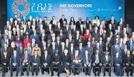 Ayer, en el cierre del evento del FMI y el Banco Mundial, el gobierno transmitió cuáles son sus desafíos.