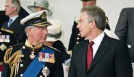 La compleja relación epistolar del príncipe Carlos con el gobierno de Blair salió a luz. Foto: AFP