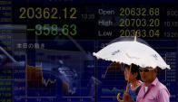 El mercado se calmó y el yuan bajó apenas 0,2% en la víspera. Foto: Reuters