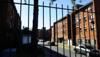 En la cooperativa Vicman viven 1600 personas. Ubicada en Malvín Norte es la más antigua de Uruguay.