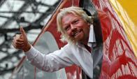 """Branson. """"Tenemos la sólida convicción de que esas acusaciones no tienen méritos"""". Foto: AFP."""