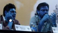 Diego Osorno y Alejandro Almazán