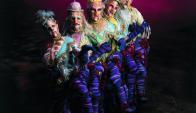 Cirque du Soleil, Alegría.