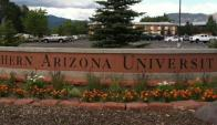 Universidad del norte de Arizona.