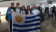 Cuatro uruguayos competirán en el Mundial Juvenil de Natación