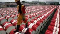 Nigeria y su petróleo (foto) han desplazado a Egipto como proveedor de productos