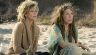 "Jane Fonda y Lily Tomlin en ""Grace and Frankie"". Foto:  Melissa Moseley"