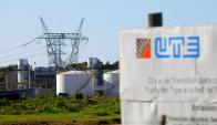 UTE proyectó inversiones por US$ 440 millones para 2015. foto: Darwin Borrelli