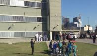 Fuerza Aérea traslado a una niña accidentada de Lavalleja a Montevideo. Foto: Fuerza Aérea