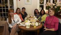 Graciela Conde, Lucía Varela, Cecilia Ferreira, Karina Barreiro, Noemi Kacowicz, Rosina Garmendia.