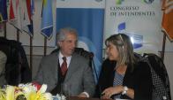 El presidente Vázquez se reunió ayer con los electos. Foto: A. Colmegna