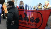 ADES decide fecha de paro. Foto: Archivo El País.