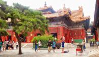 Crece. En China, el español gana terreno como uno de los idiomas preferidos Foto: Archivo El País